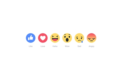FWRD Agency Social Media Marketing Agency Melbourne Facebook Reactions