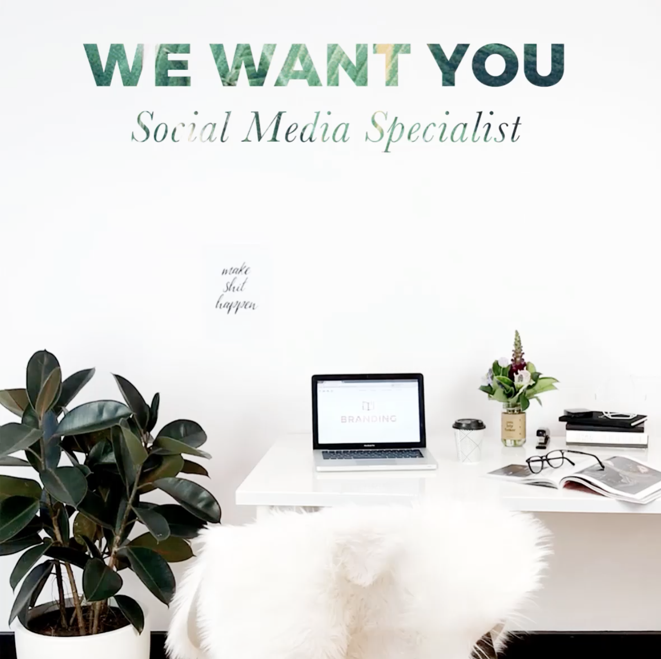 FWRD Agency Social Media Marketing Agency Job Position